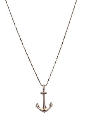 Colar âncora - Anchor Necklace