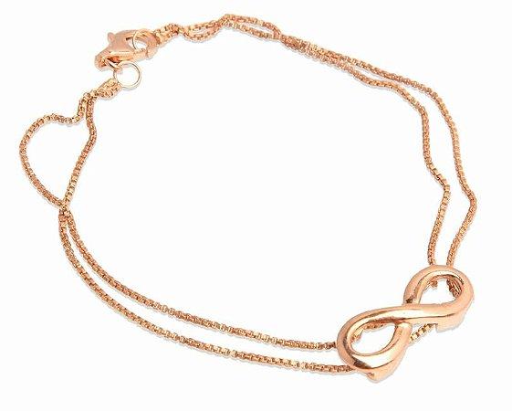 pulseira infinito - infinite bracelet