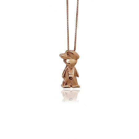 colar menino - boy necklace