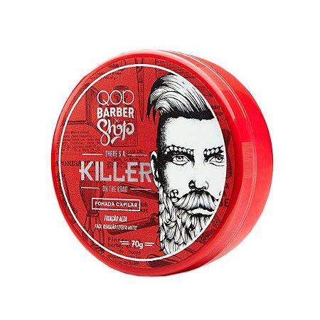 Pomada Modeladora Killer 70g - QOD Barber Shop
