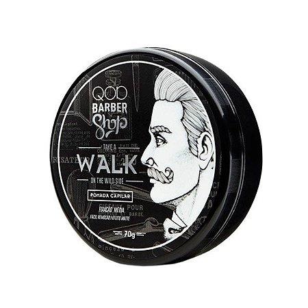 Pomada Modeladora Walk 70g - QOD Barber Shop