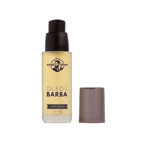 Óleo para Barba Coffee Blend 30ml - Barba Brava