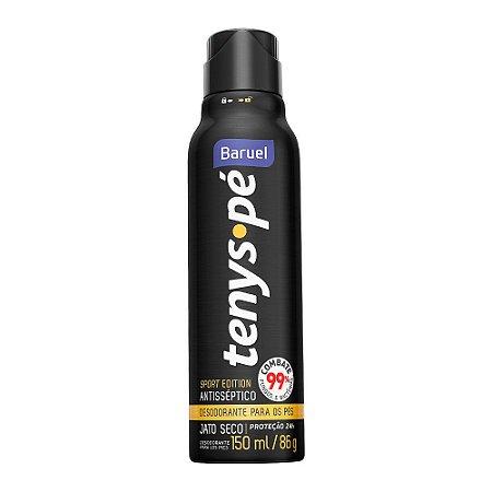 Desodorante Antisséptico para os Pés Sport Action 150ml - Tenys Pé