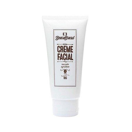 Creme Hidratante Facial Elite 60g - Beard Brasil