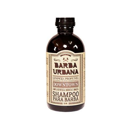 Shampoo para Barba Downtown 150ml - Barba Urbana