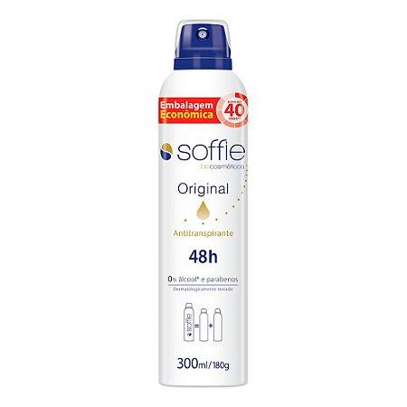 Desodorante Antitranspirante Original 300ml - Soffie