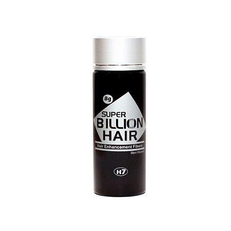 Disfarce para Calvície Branco 8g - Super Billion Hair