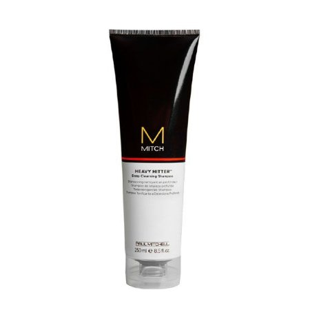 Shampo Heavy Hitter Deep Cleansing 250ml - Paul Mitchell Mitch