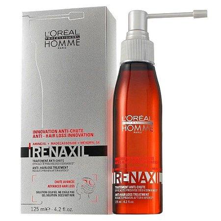 Loção Antiqueda Renaxil Queda Avançada 125ml - L'Oréal Homme