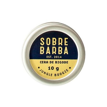 Cera de Bigode Jungle Boogie 10g - Sobrebarba