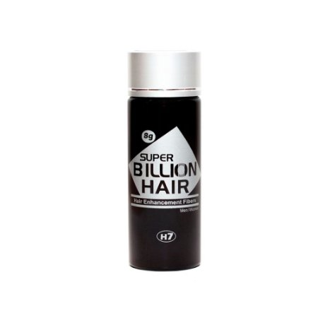 Disfarce para Calvície Castanho Escuro 8g - Super Billion Hair