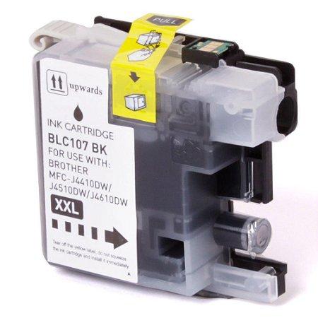 Cartucho para Brother MFC-J4510DW | LC107BK Preto Compatível