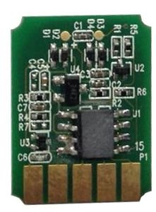 Chip Okidata C530dn | MC562w | 44469701 Amarelo 3K