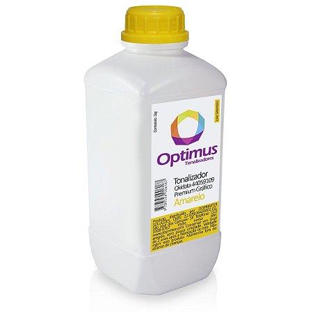 Refil de Toner Okidata 44059109 | c810 Optimus Amarelo