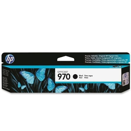 Cartucho HP 970 | X451dw | HP Officejet Pro X Preto Original