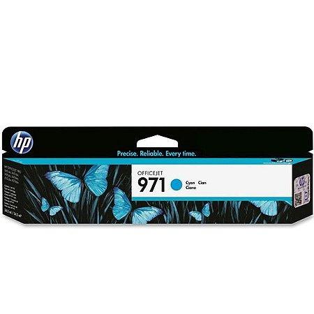 Cartucho HP Pro X | X576dw | X551dw | HP 971 Ciano Original