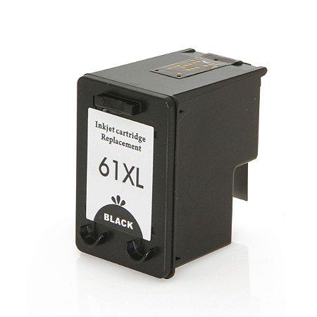 Cartucho para HP 61 | HP 2050 | 3050 | HP 61XL Preto Compatível