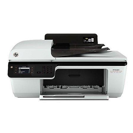 Impressora HP 2646 Deskjet, Multifuncional Ink Advantage, Jato de Tinta, Bivolt