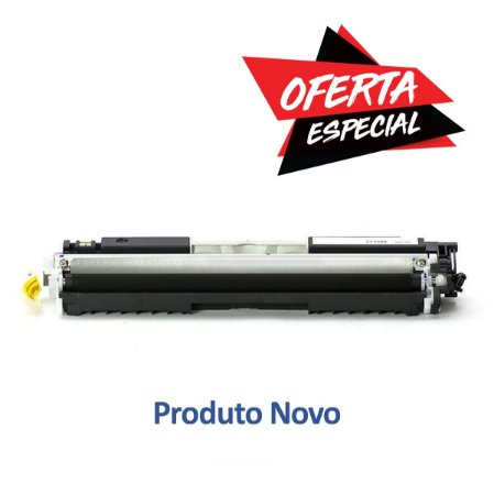 Toner HP CP1025 | CE310A Laserjet Pro 126A Preto Compatível