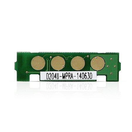 Chip Samsung MLT-D204U | SL-M4025ND | SL-M4075FW | D204U 15k