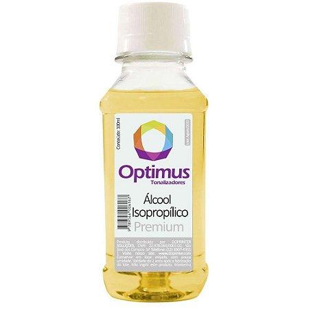Álcool Isopropílico Premium Optimus