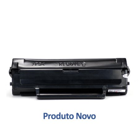 Toner Samsung ML-1666   1666   MLT-D104S Laser Preto Compatível para 1.500 páginas