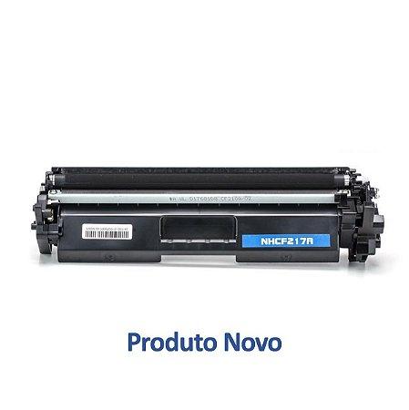 Toner HP M102W   M102   CF217A Laserjet Pro Preto Compatível para 1.600 páginas