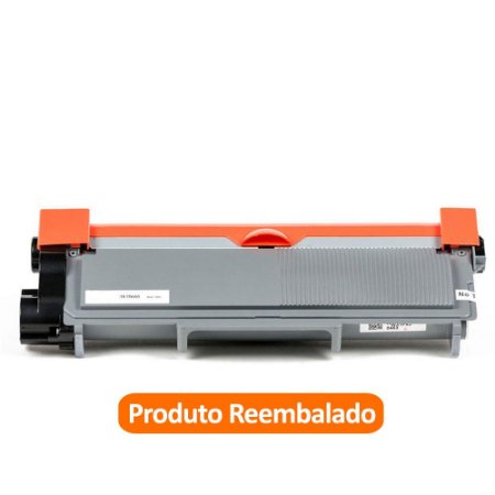Toner Brother DCP-L2500D | 2500 | TN-2370 Laser Compatível - Reembalado