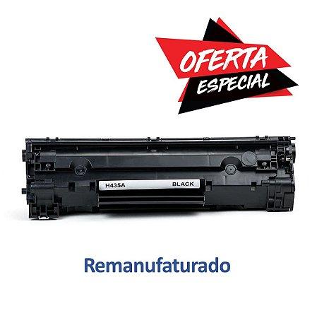 Toner HP CB435A | 435 LaserJet Remanufaturado para 1.500 páginas