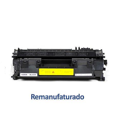 Toner HP 05A   505 Laserjet Remanufaturado para 2.300 páginas