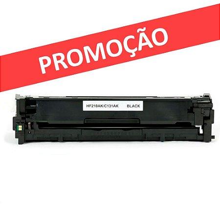 Toner HP M276nw   CF210A   131A LaserJet Preto Compatível