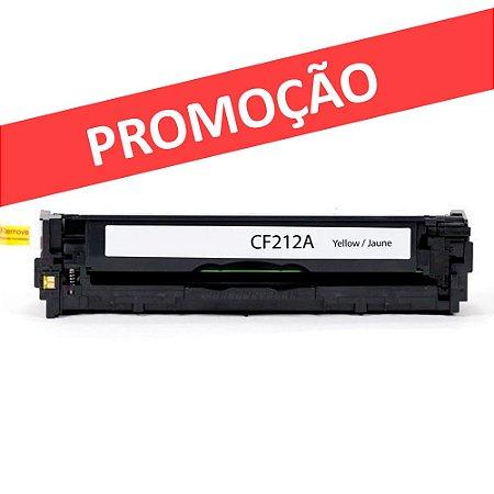 Toner HP M251nw   M276nw   CF212A LaserJet Amarelo Compatível