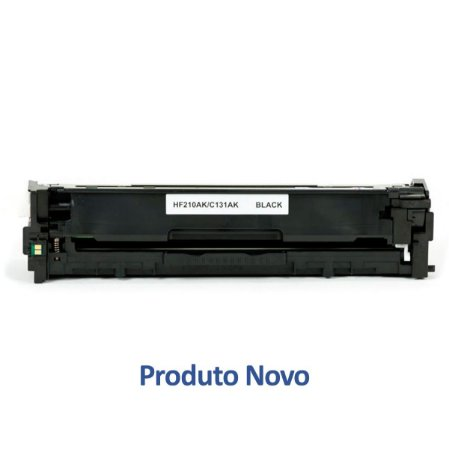 Kit 4 Toner HP M276nw | M251nw | CF210A Séries CMYK Compatível