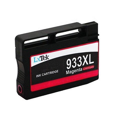 Cartucho para HP 933XL   HP 7612   CN055AL Magenta Compatível 13ml