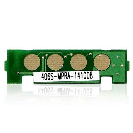 Chip de Toner Samsung CLX-3305 | CLT-Y406S | CLP-360 Amarelo