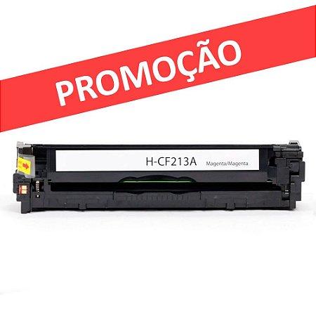 Toner HP CM1312 | CP1510 | CB543A Magenta Compatível