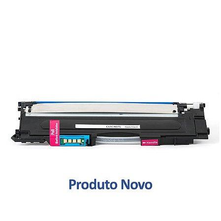 Toner para Samsung CLX-3185 | CLP-320 | C407S Ciano Compatível