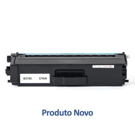 Toner Brother MFC-9460CDN | MFC-9560CDW | TN-315C Ciano Compatível