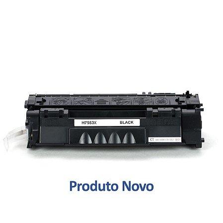 Toner para HP P2015DN | P2015 | P2014 | Q7553X Preto Compatível