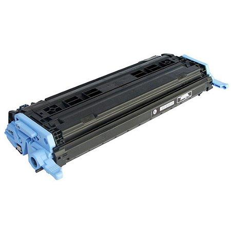 Toner para HP 124A   1600   CM1017MFP   Q6000A Preto Compatível