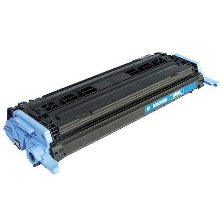 Toner para HP 2600 | 2600DTN | 124A | Q6001A Ciano Compatível