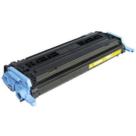 Toner para HP 124A | 2605DN | 2600 | Q6002A Amarelo Compatível