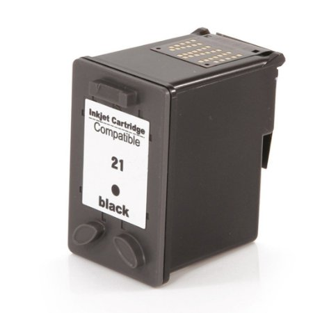 Cartucho para HP F4180 | HP F380 | HP 21XL Preto Compatível 22ml