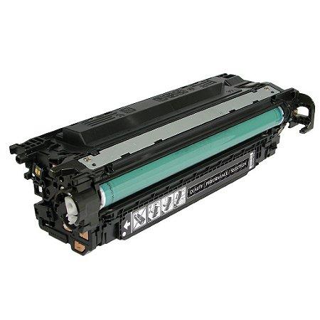 Toner para HP CP4025   CP4025DN   CE262A Amarelo Compatível