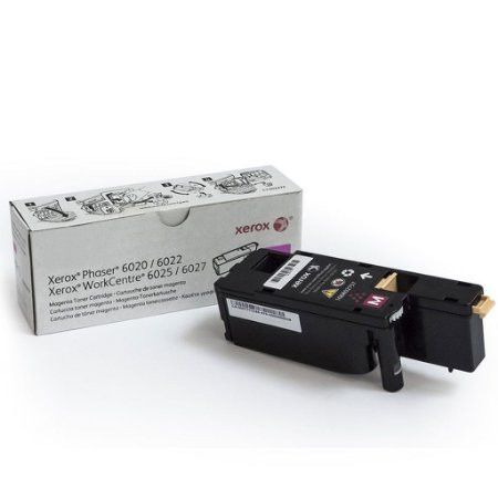 Toner Xerox 106R02761 | 6027 | 6020 WorkCentre Magenta Original