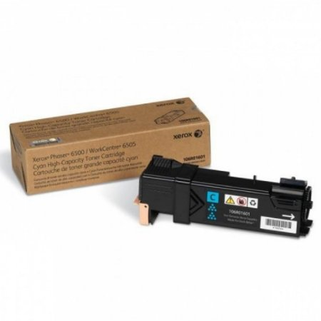 Toner Xerox 6500 | 6500N | 106R01601 Phaser Ciano Original