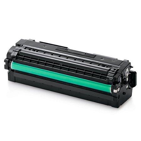 Toner para Samsung CLX-6260FR | CLT-C506L Ciano Compatível