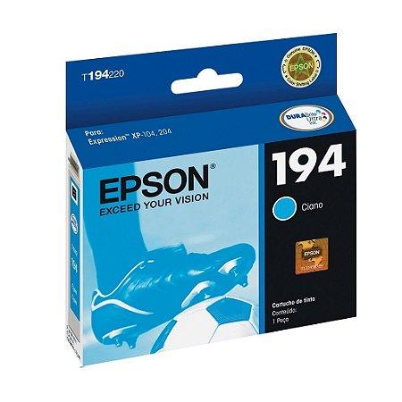 Cartucho Epson XP-214 | XP-204 | Epson 194 Ciano Original 3ml