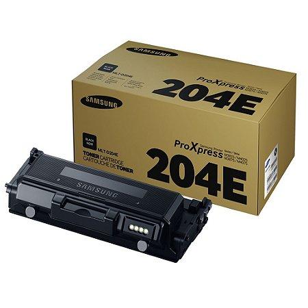 Toner Samsung MLT-D204E   SL-M3825ND   D204E ProXpress Original
