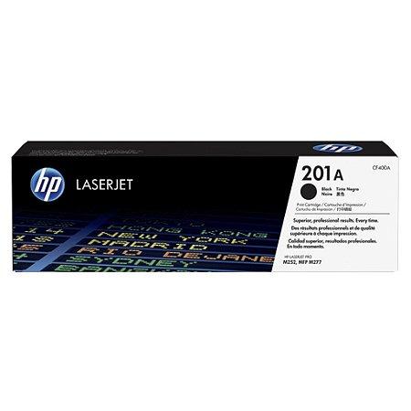 Toner HP M277dw | HP CF400A | 201A Color LaserJet Preto Original